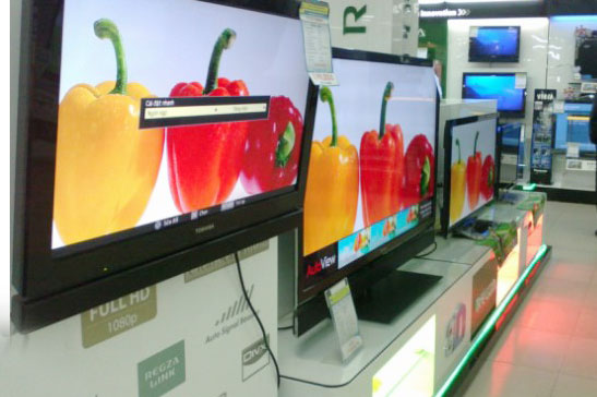Electronics market lucrative, but full of distributors