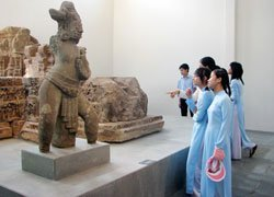 Museums fail to excite young visitors