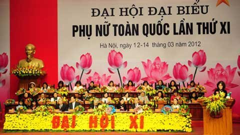 Party leader hails women's contributions