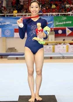 Gymnasts face tough London draw