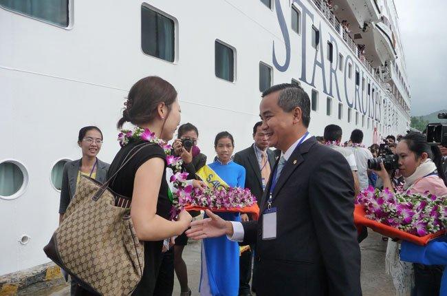 Cruise tourism development plan still awaiting inter-ministerial cooperation