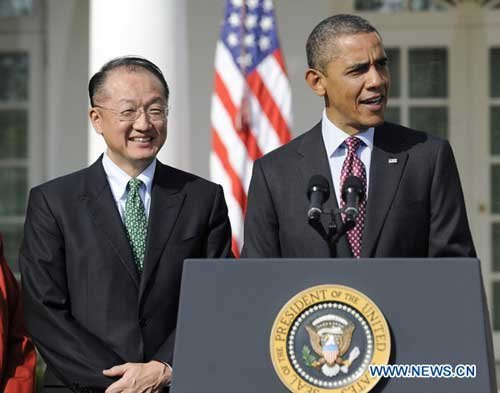 U.S. monopoly on World Bank presidency challenged
