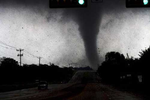 Dozen of tornadoes sweep Texas, causing widespread damage
