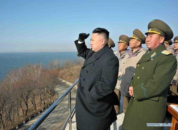 DPRK's Kim Jong Un elected as first secretary of WPK