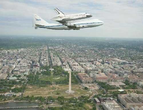U.S. shuttle Discovery makes final flight