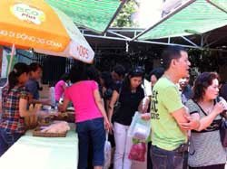 Market offers French flavour