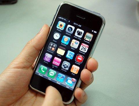 Renewed iPhone 2G flooding in Vietnam