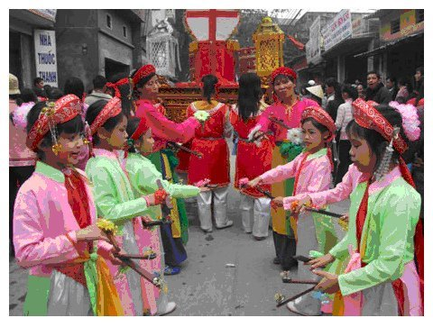 Ancient dances of Thang Long – Hanoi