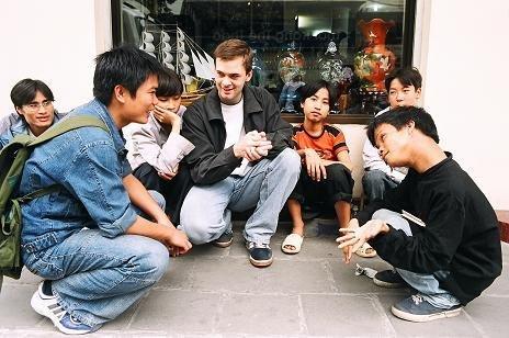My Vietnam: Michael Brosowski, founder of Blue Dragon Children's Foundation