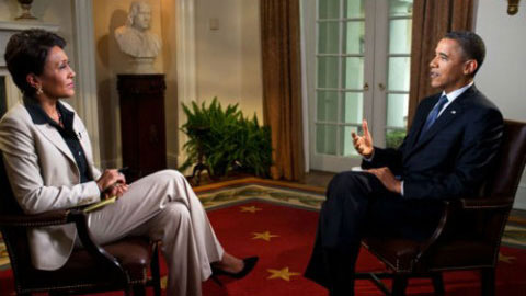 U.S. president announces support for gay marriage