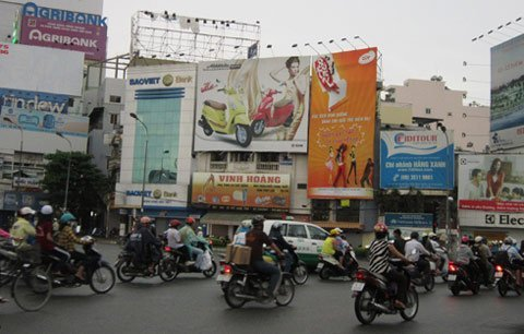 A new way of earning money in Vietnam: leasing space