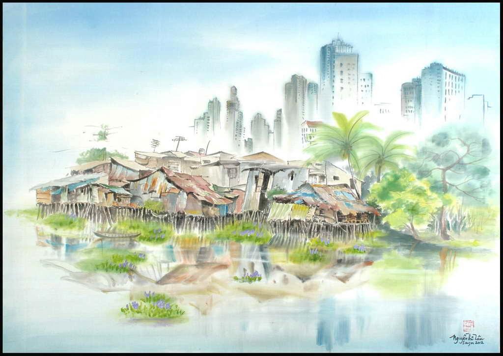 HCMC hosts exhibition of German, Vietnamese artists