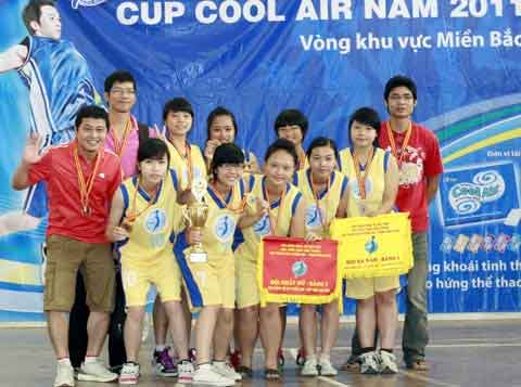 Phan Dinh Phung Sports Centre take basketball title