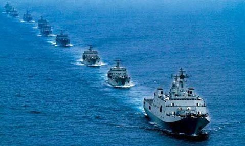 """China and """"a thousand cuts"""" strategy in the East Sea"""