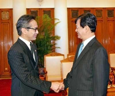Vietnam, Indonesia look towards stronger ties