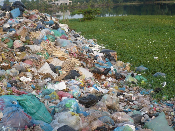 essay on pollution caused by plastic bags Minimise usage of disposable plastic bags with the horrible pollution, ugly streets and trees, the plastic bags have done much harm to our cities and they only start.