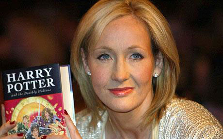 Sex, drugs and village politics in Potter author's new novel