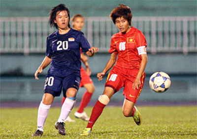 Viet Nam women have Cup chance