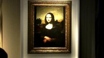 'Earlier version' of da Vinci's Mona Lisa unveiled