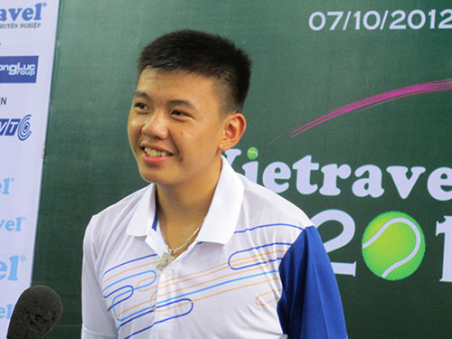 Ly Hoang Nam – the 15-year-old champion