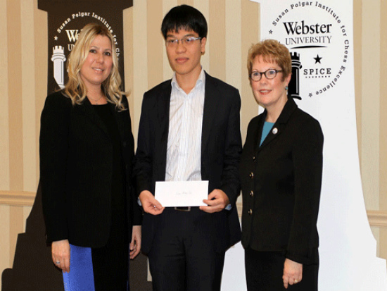 Le Quang Liem to study in the US, cherishing business dream