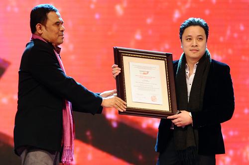 """""""Blood Letter"""" honored at Hanoi International Film Fest"""