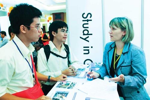 Overseas study consultancy service management needs iron hand