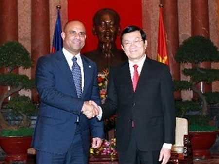 Fresh impetus for Vietnam-Haiti relations