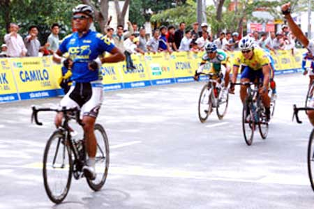 Malaysian races to fifth-stage win