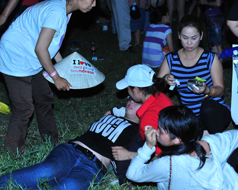 Kpop 'intrudes' Vietnam'sculture in 2012 - News VietNamNet