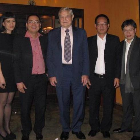 Vietnam, Hanoi, Billionaire, George Soros