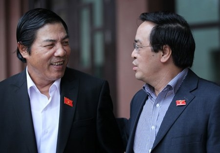 Nguyen Ba Thanh appointed Head of Central Internal Affairs Commission