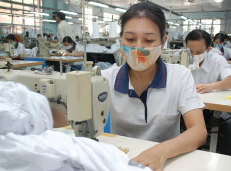 Vietnam, labor force, salary, jobs, enterprises, policy