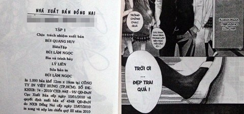 Vietnam, comic, publisher, rating, age