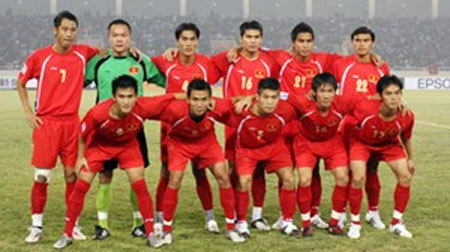 AFF, Vietnamese football, tops SEA No.1