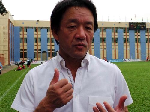 football, VPF, Kazuyoshi Tanabe, Japanese expert, V-League