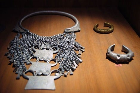 Unique jewelry of Vietnamese mountain women