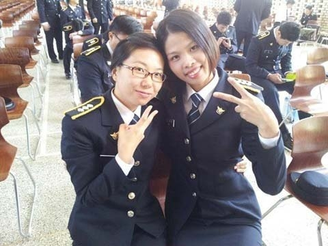 20130124085016 6 Ms. Phi Thi Ngoc Lan, the first (?) Vietnamese policewoman in Korea