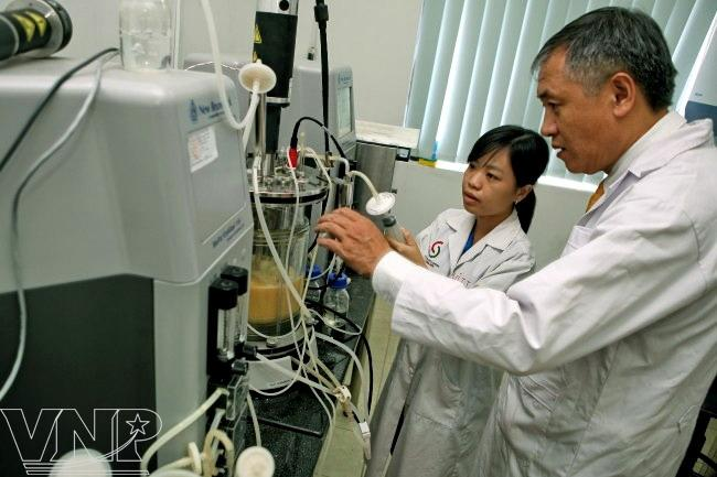 biotechnology, Vietnam, institute, science, lab