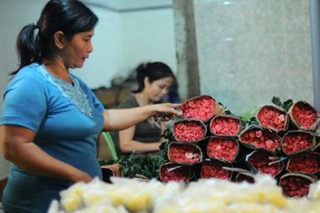HCM City, Tet holidays, Ho Thi Ky Flower Market, Langbiang Plateau