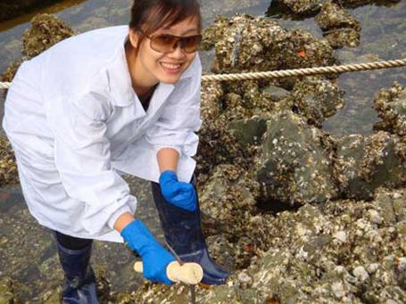 Dieu Hong-Vietnam's youngest woman associate professor