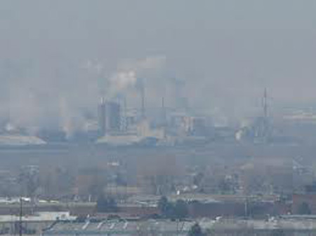 Air pollution increases chances of underweight babies