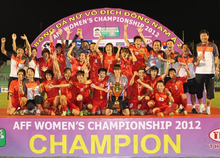 Vietnam, women's football, World Cup, top five