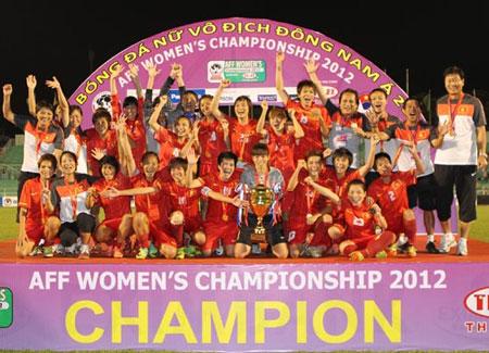 Vietnam, women's football, World Cup, top five