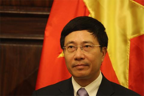 remittance, overseas vietnamese, workers, fdi, pham binh minh