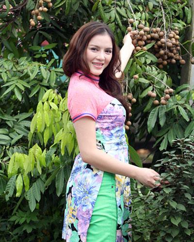 ly nha ky, tourism ambassador, ngoc han, my tam