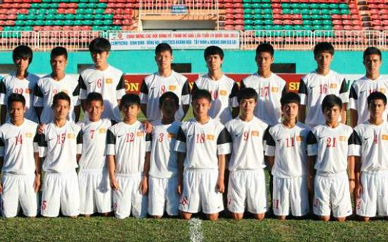 HAGL football academy, japan, football
