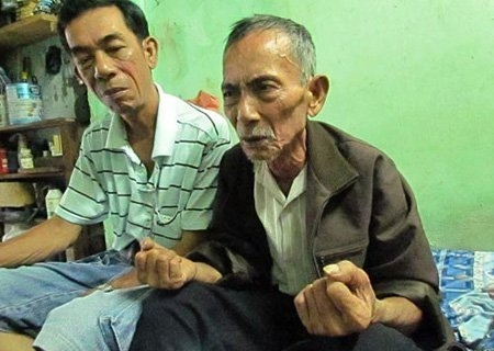Diagnosed as near death, old man suddenly revives