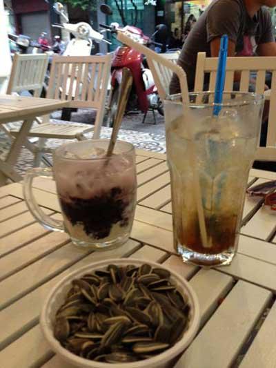 Saigon, tra chanh shop, Hanoians, Danang
