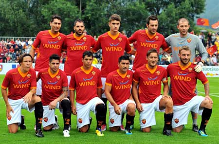 AS Roma to play friendly with Viet Nam
